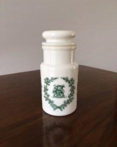 Pot à Pharmacie  -  La décoration