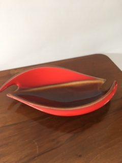 Coupe à fruit en céramique