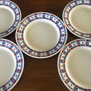 La faience - porcelaine - céramique