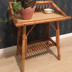 Le rotin - bambou - osier
