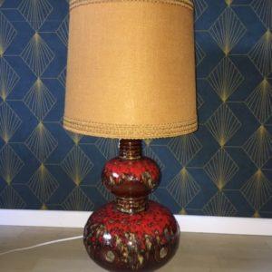 Lampe Vintage W.Germany  -  L'éclairage