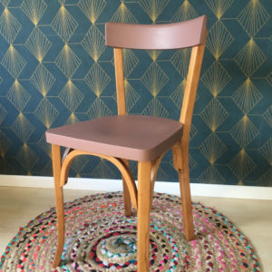 Chaise bistrot  -  La maison