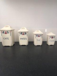 Pot X 4 pots à épices