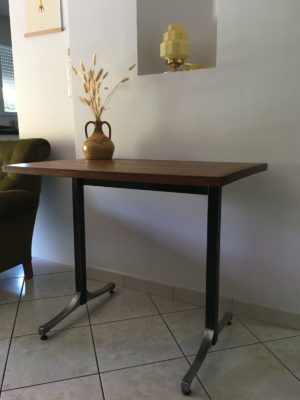 Table Table de bistrot
