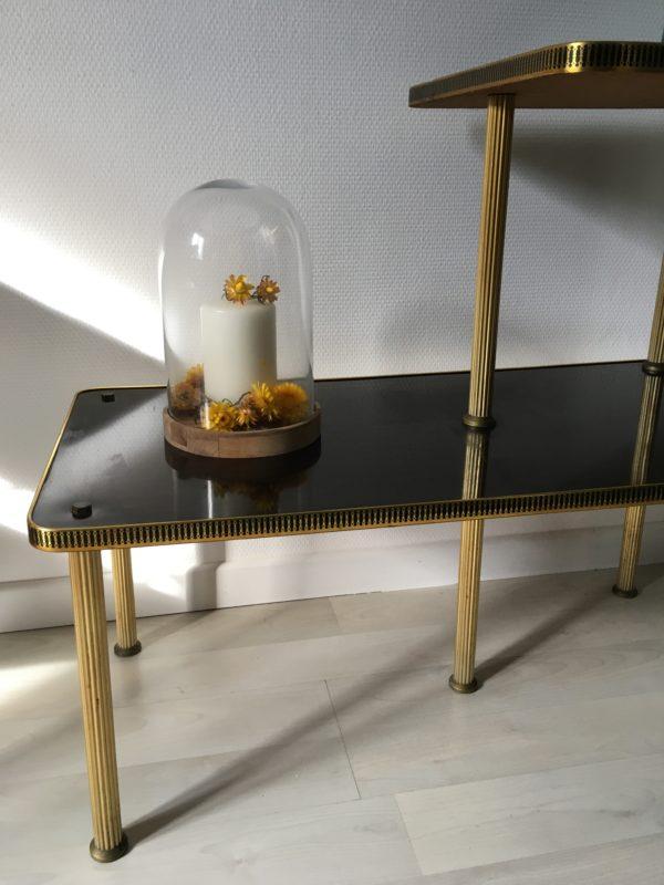 Table d'appoint 70's  -  La maison