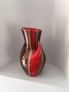 Vase en céramique  -  La faience - porcelaine - céramique