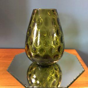 Grand vase vintage  -  La décoration