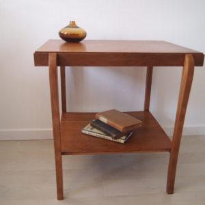 Table d'appoint style Art Déco  -  La maison