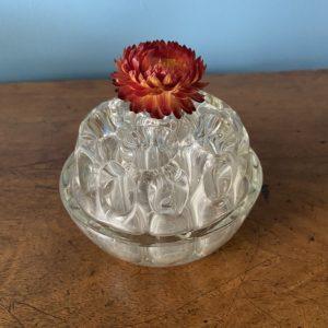 Pique Fleurs 19 trous  -  La décoration