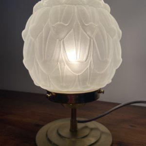 Lampe à poser  -  L'éclairage