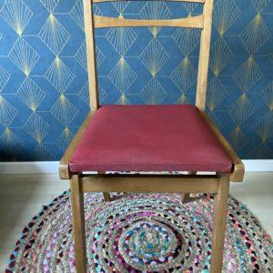 Chaise style scandinave  -  La maison