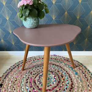 Table basse style scandinave  -  La maison